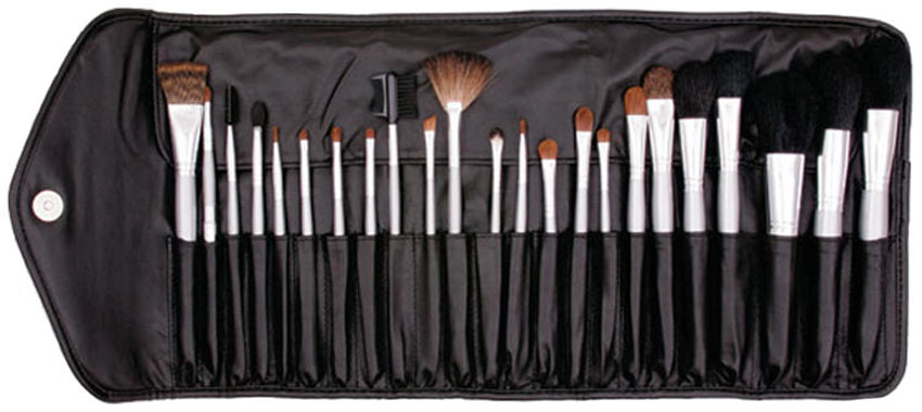 Studio Direct Cosmetics Platinum Professional 23 Piece Brush Set