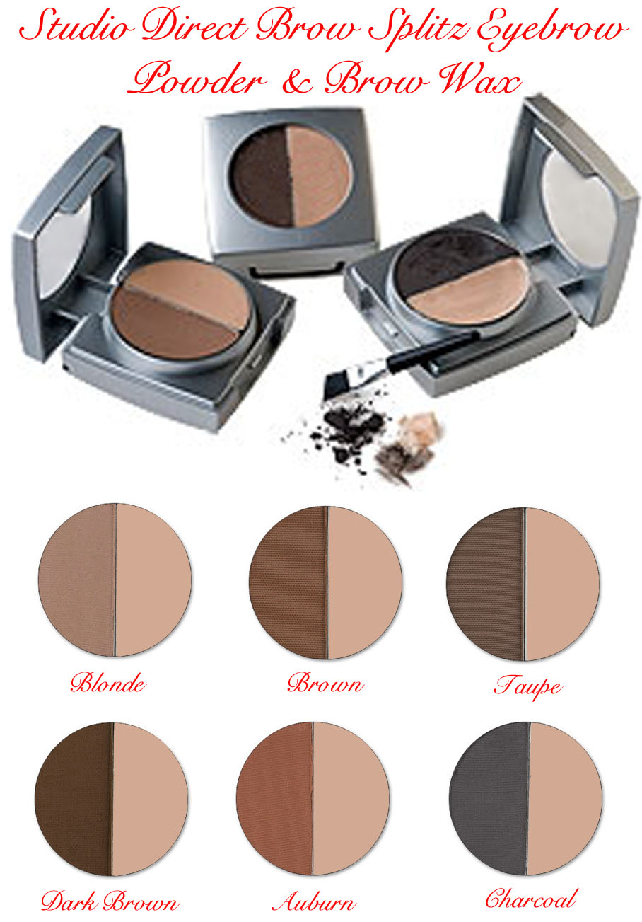 Indelible Eyebrow Eyebrow Gel Brow Powderbrow Tints Eyebrow
