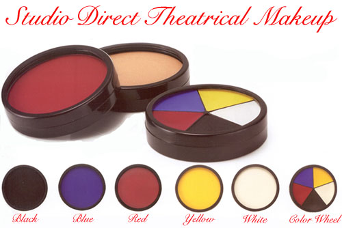 Direct Theatrical Make-up