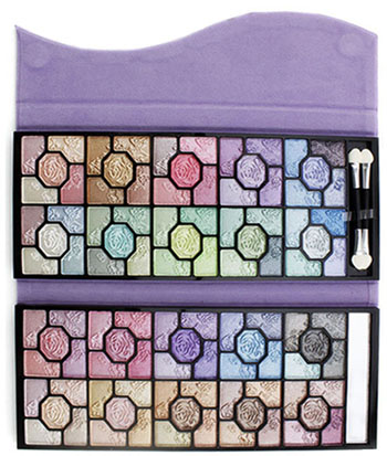 Studio Direct 100 Color Shimmering Eyeshadow Palette