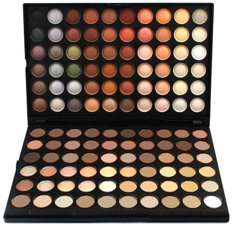 Studio Direct Cosmetics 120 Color Neutral Makeup Palette