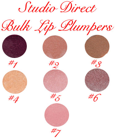 Studio Direct Cosmetics Pout Poppers Lip Gloss