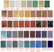 Loose MineralSparkling & Shimmering Eyeshadows