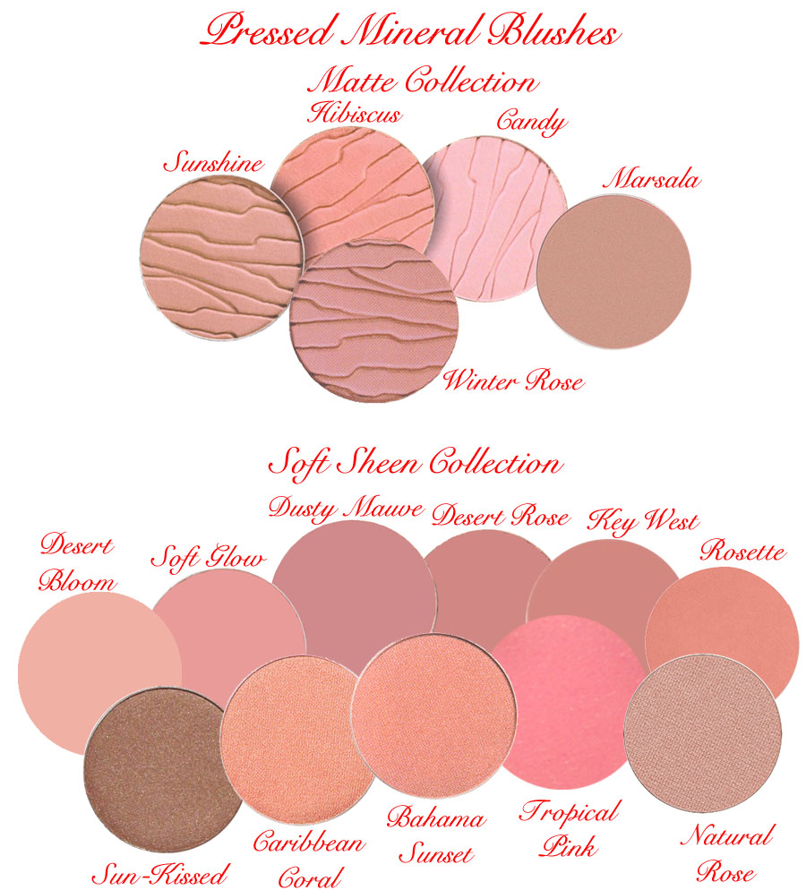 Studio Direct Cosmetics Loose Mineral Blush