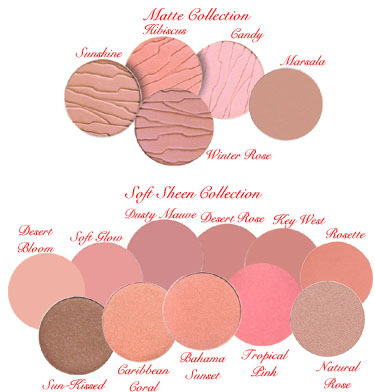 Pressed Bare Mineral Blush