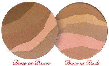 Pressed Bare Mineral Dune Collection Bronzers