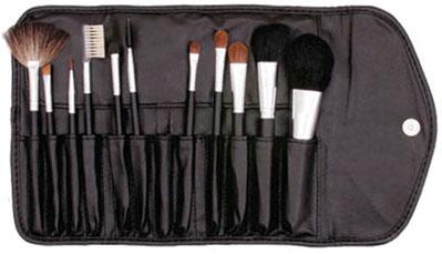 Click to Enlarge Studio Direct Cosmetics Professional 12 Piece Brush Set