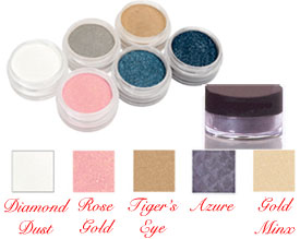 LE Loose Mineral Eyeshadows